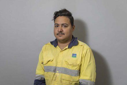 Wayne Hodges, Operations Supervisor