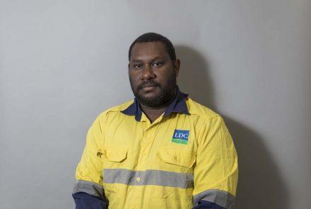Pedro Nawia, Operations Supervisor